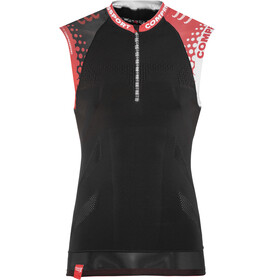 Compressport Trail Running Camiseta sin mangas, black